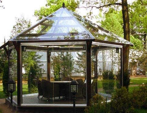 wintergarten bauformen. Black Bedroom Furniture Sets. Home Design Ideas