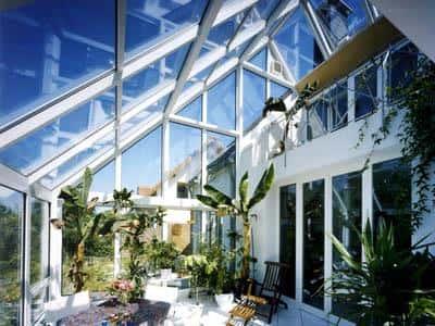 Fabulous Die Orientierung der Wintergärten CC46